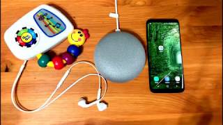 How to make phone calls from google home devices