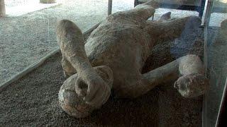 ITALIEN – Pompeji, Reisedokumentation – die antike Stadt und ihre wohl behüteten Schätze