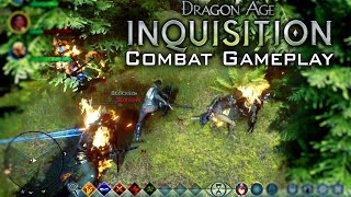 Dragon Age: Inquisition - Combat Gameplay [60fps]