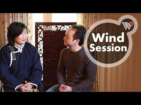 """塔米爾 & Daniel Ho 的對話 -《聽見呼倫貝爾》專輯幕後製作訪談 / Interview - Production Of """"Between The Sky & Prairie"""""""