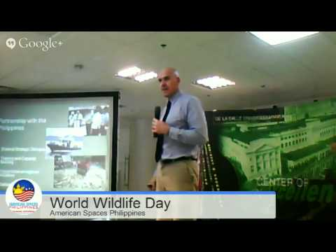 U.S. Embassy Manila celebrates World Wildlife Day