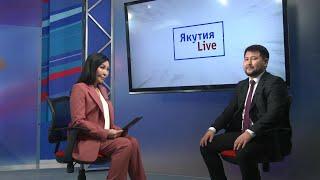 Якутия.Live: Врио главы Якутска Евгений Григорьев