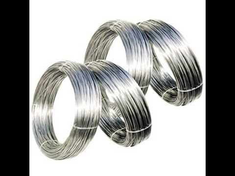 thin stainless steel wire ,stranded stainless steel wire - YouTube