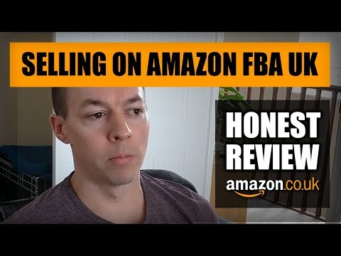 6 x Months Selling on Amazon FBA UK - Honest Review of Amazon FBA Seller Support