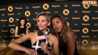 'Empire' Star Taraji P. Henson Shows Us How to Twerk It on the Red Carpet