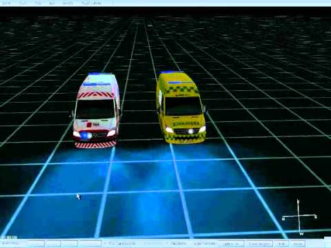falck ambulance legetøj