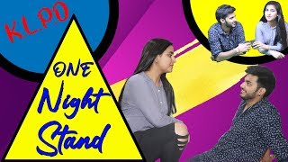 One Night Stand || K.L.P.D. || AV Humour #AVHumour #adultcomedy