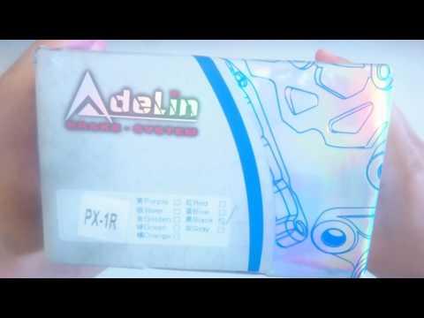 Adelin radial brake master cylinder
