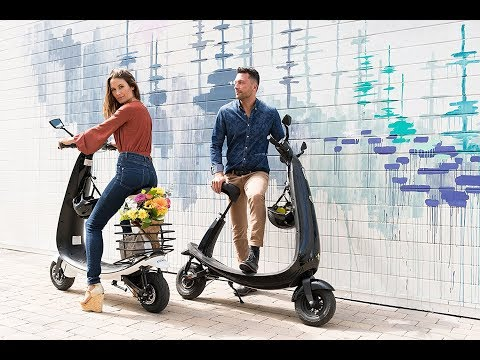 Zipping Around Town On The Ojo Electric Scooter Doovi