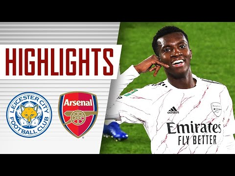 Leicester Arsenal Goals And Highlights