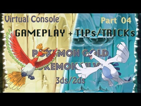 Day 4 - Goldenrod MYSTERY GIFT - Gameplay [2ds/3ds] Pokemon Gold and Silver [VC]