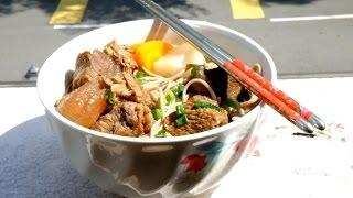 Hong Kong Beef Brisket Noodles Recipe 香港牛腩面秘方 - Hong Kong Recipe