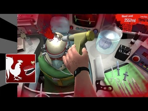 Rage Quit - Surgeon Simulator 2013: Steam Edition | Rooster Teeth