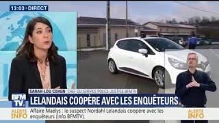 Affaire Maëlys: Nordahl Lelandais est désormais coopératif avec les enquêteurs