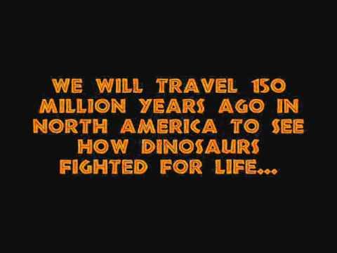 Planet Dinosaur: Fight for Life trailer.