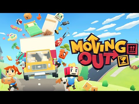 Moving Out - Busting A Move With NerdCubed & Mattophobia