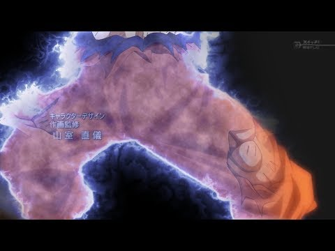 Dragon Ball Super Opening 1 v8 arc Tournament of Power Part 2 (FANMADE)