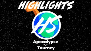 The Apocalypse 2020 Tournament Highlights| Slap Shot