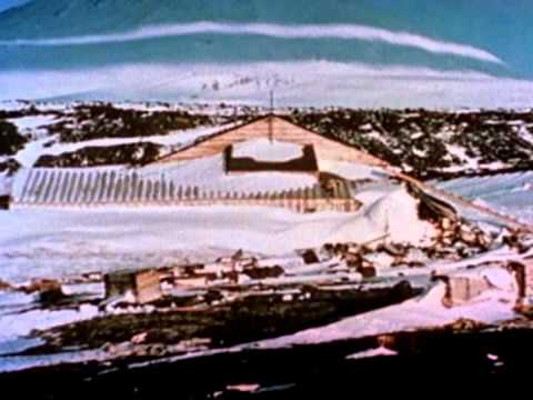 OPERATION DEEP FREEZE 1 | Secret U.S. Military Expedition to the South Pole