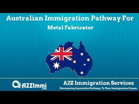 Metal Fabricator   2020   PR / Immigration Requirements For Australia