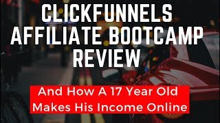 ClickFunnels Affiliate Bootcamp Review + Demo