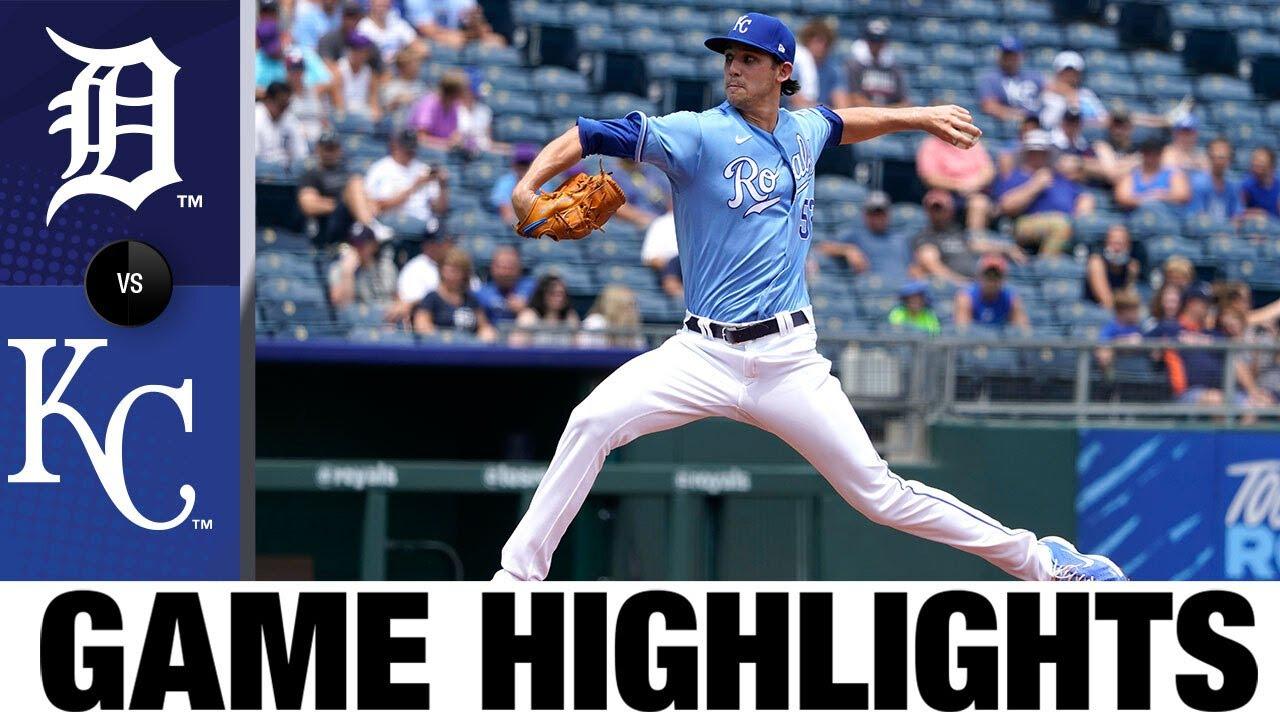 Download Tigers vs. Royals Game Highlights (7/25/21) | MLB Highlights
