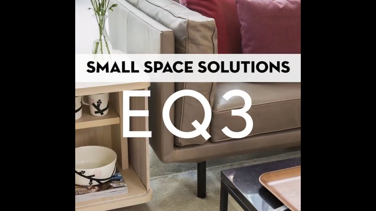 Small E Furniture 3 Sleek Finds From Eq3