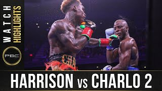 Harrison vs Charlo 2 HIGHLIGHTS: December 21, 2019 | PBC on FOX