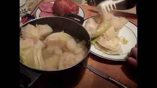 Cooking For Boneheads New England Boiled Dinner