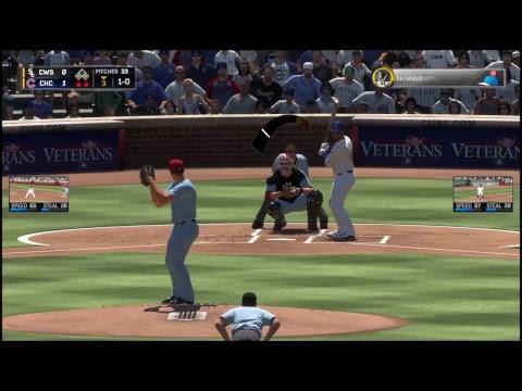 Sandlot Whitesox Gm 3 Online franchise Vs Cubs