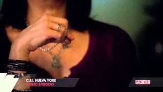 CSI Nueva York ( Final 7 temporada ) AXN España