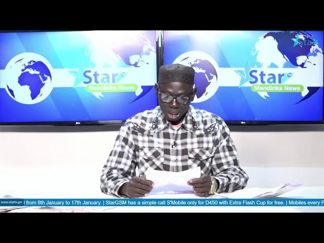 Seedy Njie: BARROW SHOULD BE GIVEN A SECOND TERM | TalangSaba Kibaaro with Alh. Sarjo Barrow
