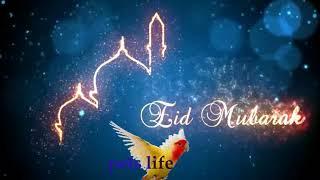 HAPPY EID MUBARAK TO ALL OF YOU.