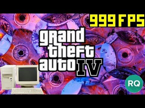 RQ Оптимизации #1 - GTA IV