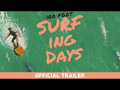 100 Foot Surfing Days - Josh Pomer Films - Official Trailer - Brock Little, John John Florence