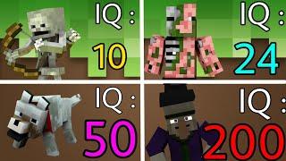 Top 5 Con Vật (Mobs) Thông Minh Nhất Trong Minecraft PE