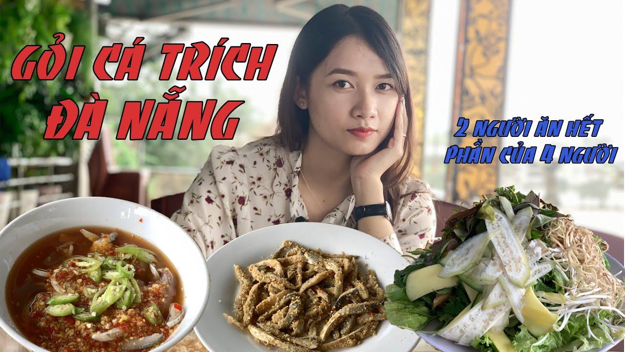 #14 Gỏi Cá Trích Nam Ô | Đặc Sản ở Đà Nẵng| EYL