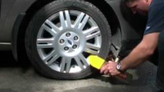 Bulldog Euroclamp Wheel Clamp