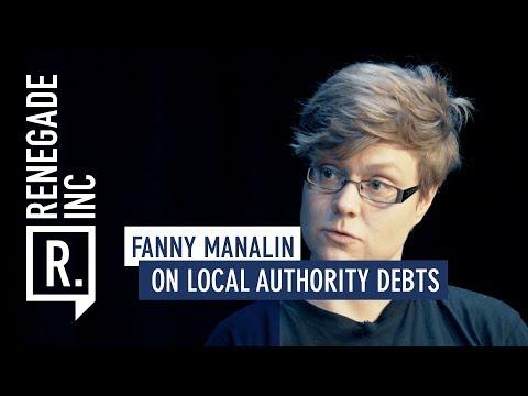 FANNY MANALIN on Local Authority Debts