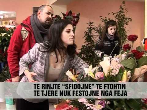 Shën Valentini ne Kosovë - Vizion Plus - News - Lajme