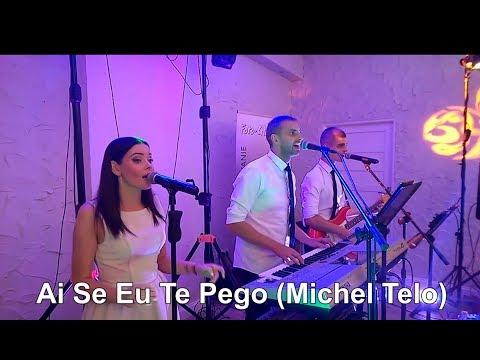 Zespół weselny Szczecinek - NO I CO (Ai Seu Te Pego) LIVE