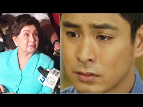 SUSAN ROCES Nagsalita na sa isyung Pang-bubuhos ng tubig ni COCO sa isang AUDIO MAN!