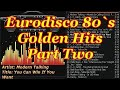Eurodisco 80 S Golden Hits Part Two mp3