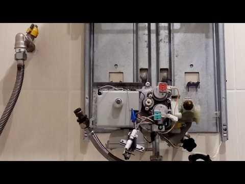 Bosch GWH 13-2 - профилактика газовой колонки своими силами