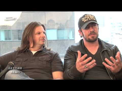 Theresa - Adam Gontier and Mike Mushok Working on Second Saint Asonia album
