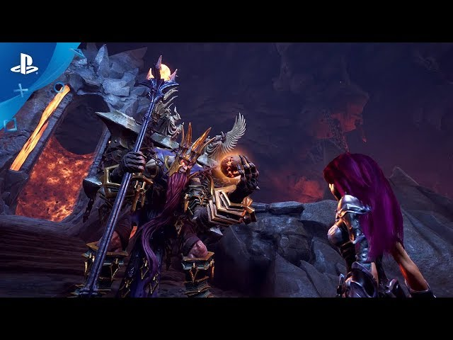 Darksiders III - Launch Trailer | PS4