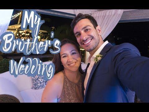 PARATY WEDDING - MY BROTHER GOT MARRIED! | Brazil Travel Vlog 2017