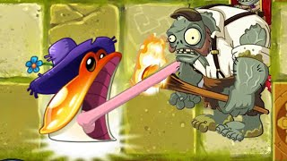 Plants Vs Zombies 2: Lost City Part 1 All New Plants Costume Show