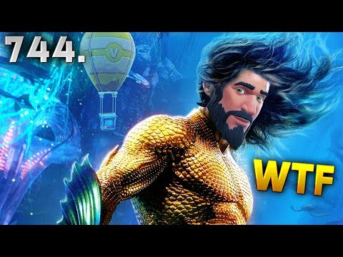 Fortnite Funny WTF Fails and Daily Best Moments Ep.744