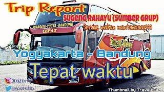 NYOBAIN BIS CEPAT SUGENG RAHAYU Yogyakarta Bandung tepat waktu